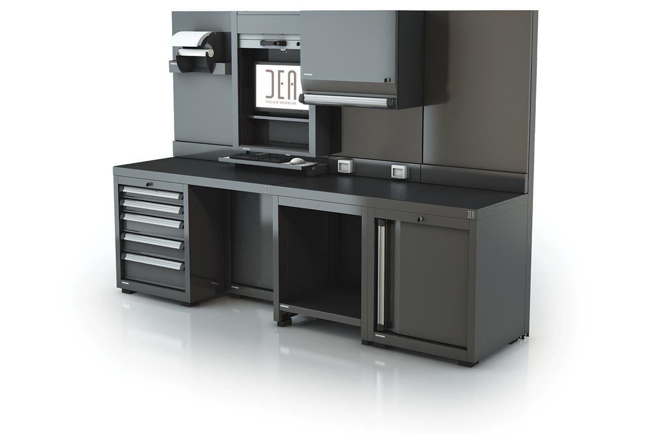 arbeitsplatz f r werkstatt diagnose bereich ar 904a. Black Bedroom Furniture Sets. Home Design Ideas