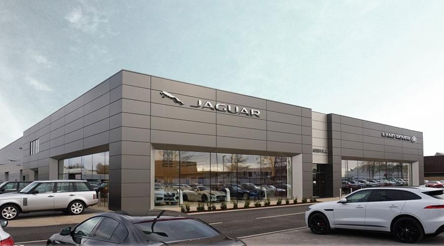 Jaguar Land Rover Opens In Ipswich And Cambridge