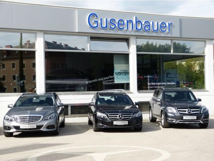 The new mercedes benz workshop in austria for Mercedes benz austria
