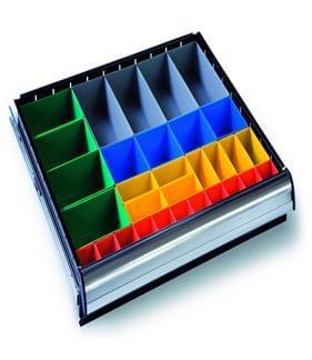 Cassettiere Plastica Per Minuterie.Kit Per Porta Minuteria Ar 138 06 9