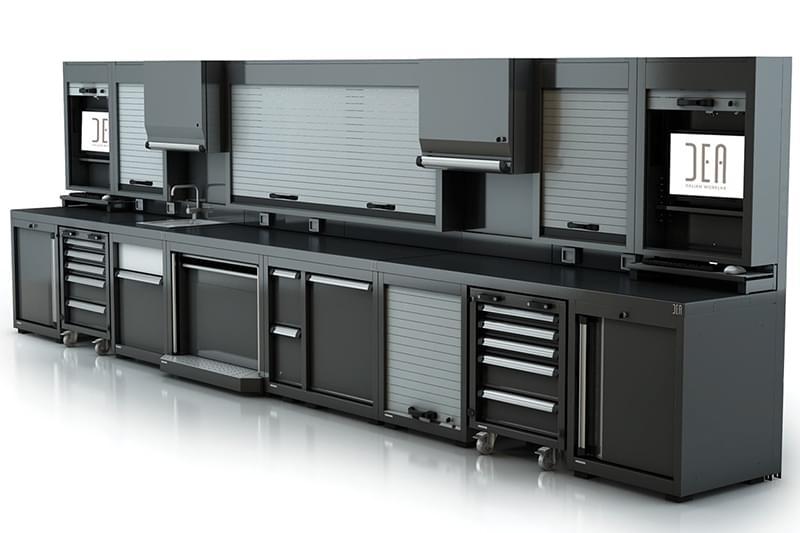 Banco Di Lavoro Meccanico : Banco da lavoro per officina caratteristiche per risparmiare tempo