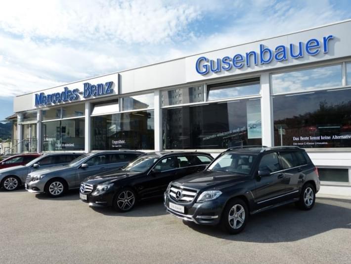 La nuova officina mercedes benz in austria for Mercedes benz austria